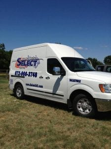 select ac truck
